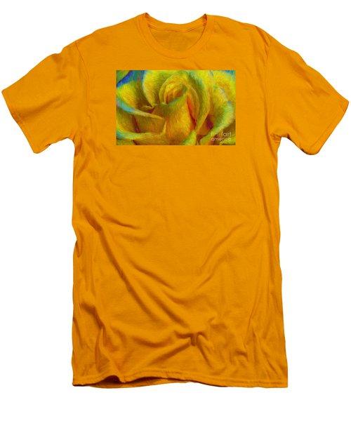 In Memory Of Vincent Men's T-Shirt (Slim Fit) by John  Kolenberg