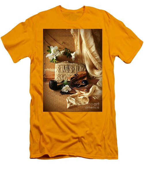 In Search Of Lost Time II Men's T-Shirt (Athletic Fit)