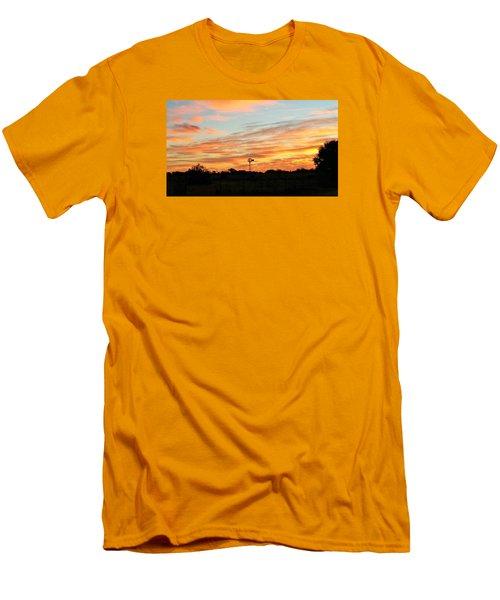 In The Morning Still Men's T-Shirt (Athletic Fit)
