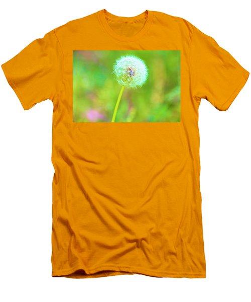 Iridescent Glow Men's T-Shirt (Athletic Fit)