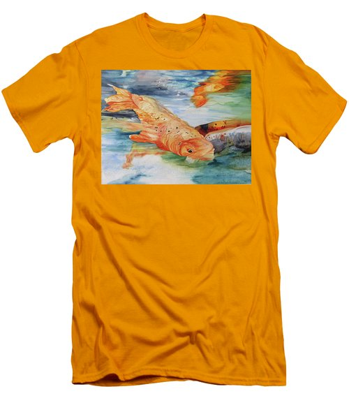Koi I Men's T-Shirt (Athletic Fit)