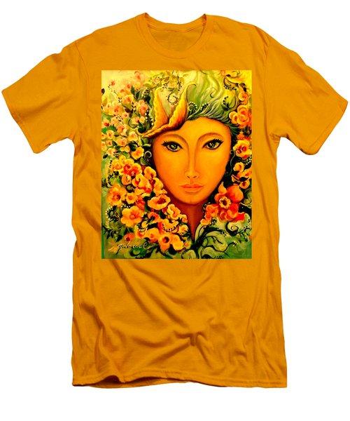 Lady Sring Men's T-Shirt (Athletic Fit)