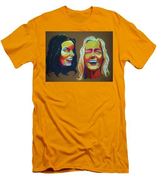 Laughter Men's T-Shirt (Athletic Fit)