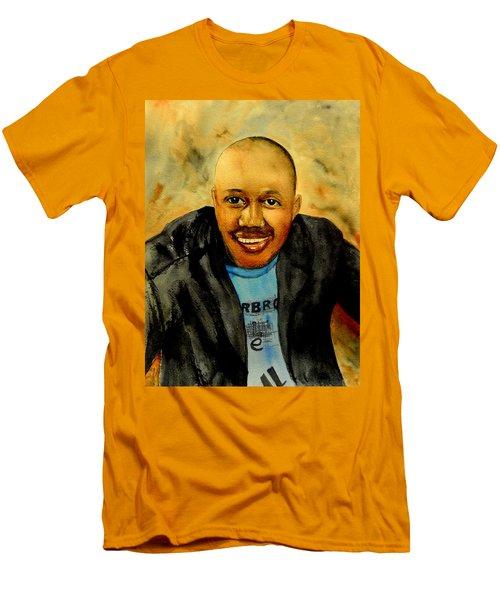 Lee  Men's T-Shirt (Slim Fit) by Betty-Anne McDonald