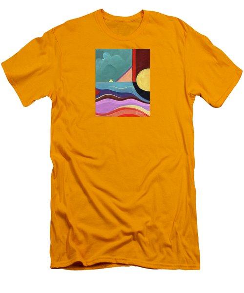 Let It Shine Men's T-Shirt (Athletic Fit)