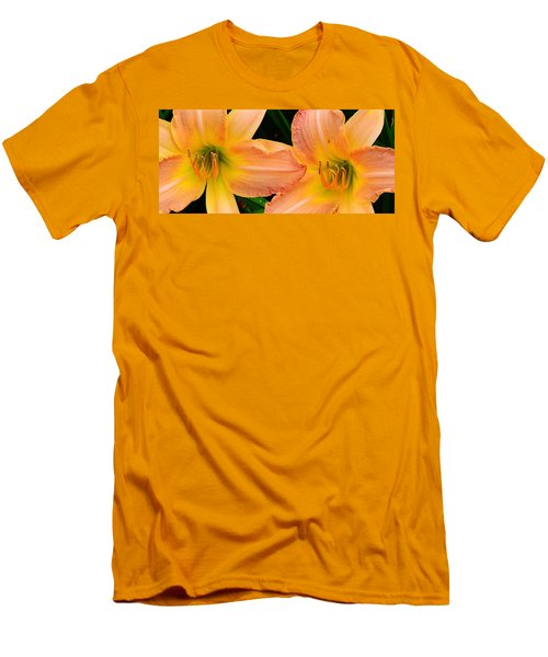 Lily Duo Men's T-Shirt (Athletic Fit)
