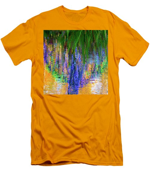 Living Color Reflection Men's T-Shirt (Athletic Fit)