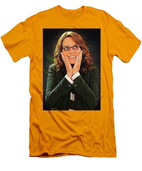 Liz Lemon Men's T-Shirt (Athletic Fit)