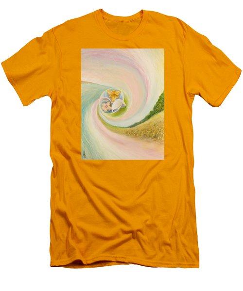 Love Story Men's T-Shirt (Athletic Fit)