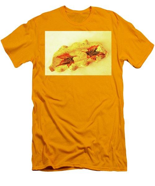 Mini Long Bowl Men's T-Shirt (Slim Fit) by Itzhak Richter