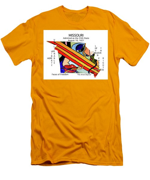 Missouri Men's T-Shirt (Athletic Fit)