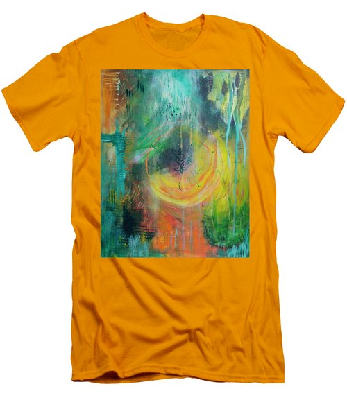 Moment In Time Men's T-Shirt (Slim Fit)