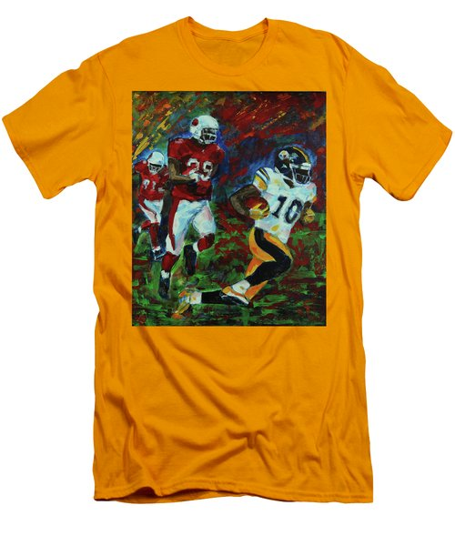Moments Before The Td Men's T-Shirt (Slim Fit) by Walter Fahmy
