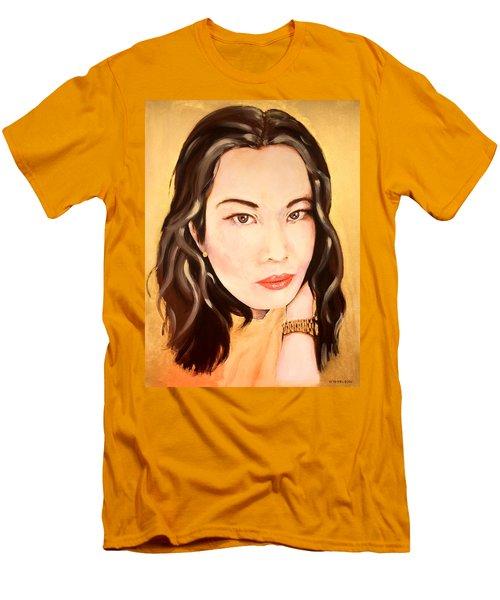 Ms Lim Men's T-Shirt (Athletic Fit)