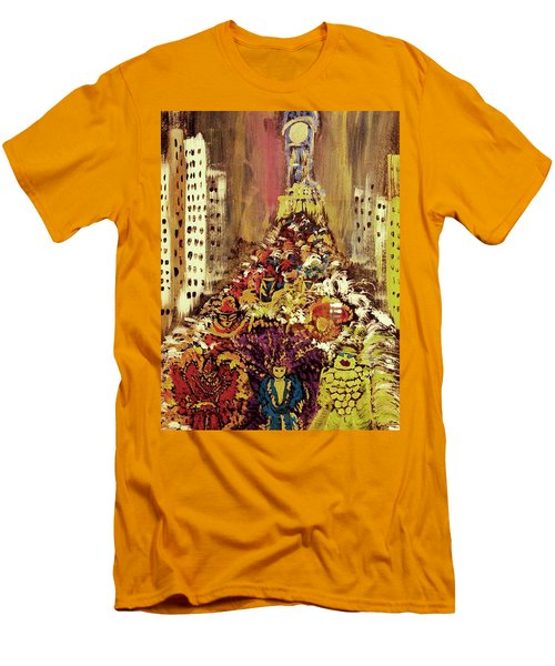 Mummers Men's T-Shirt (Athletic Fit)
