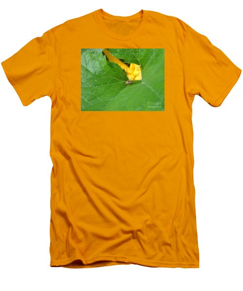 Narrow Leaf Gorge Men's T-Shirt (Athletic Fit)