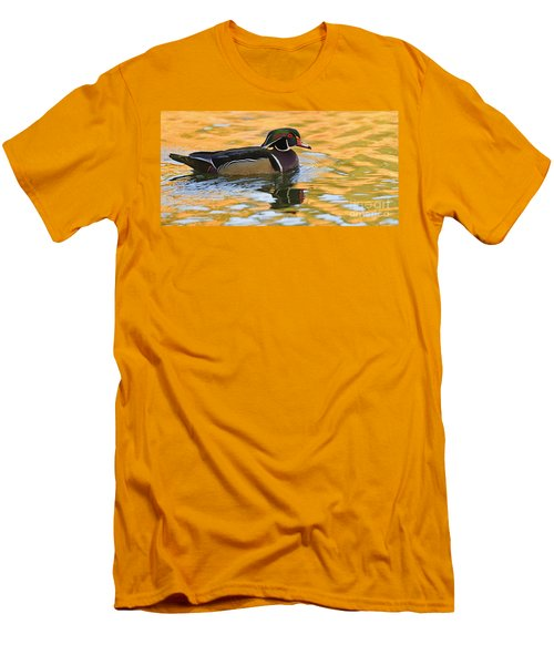 Natures Mirror   Men's T-Shirt (Athletic Fit)