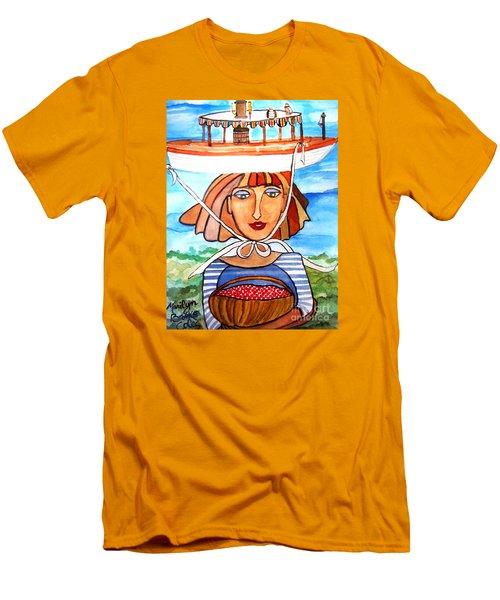 Nipissing Men's T-Shirt (Athletic Fit)