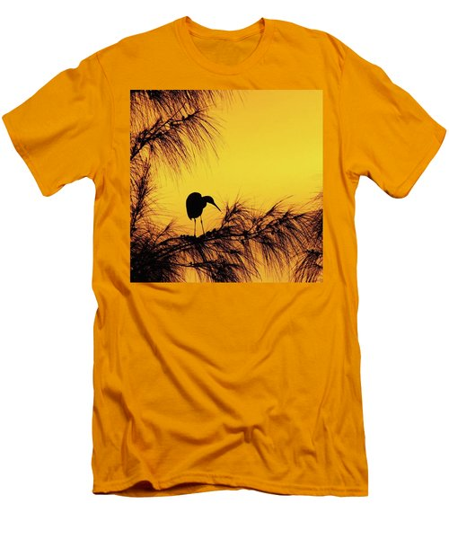 One Of A Series Taken At Mahoe Bay Men's T-Shirt (Athletic Fit)