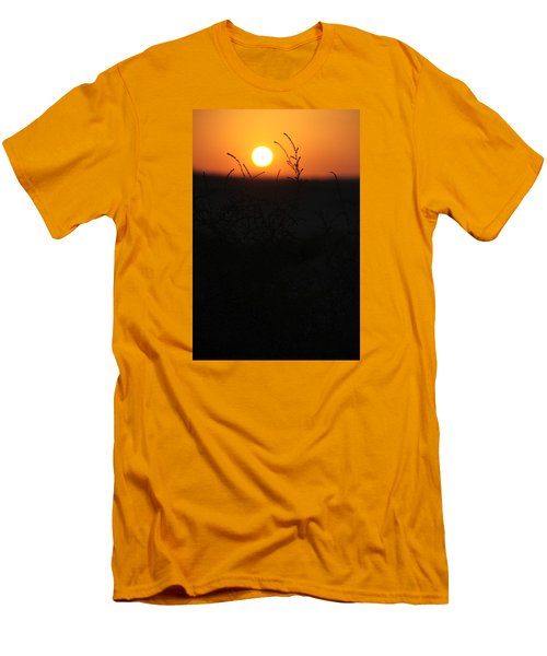 Men's T-Shirt (Slim Fit) featuring the photograph Our Growth by Jez C Self