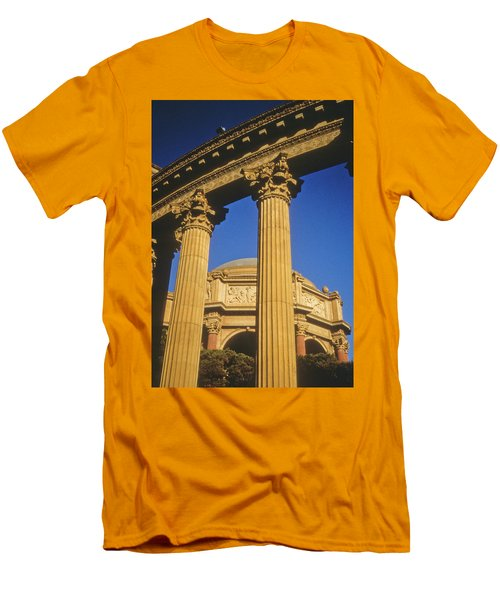 Palace Of Fine Arts, San Francisco Men's T-Shirt (Athletic Fit)