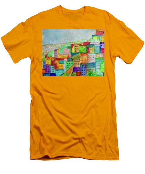 Palmitas Men's T-Shirt (Athletic Fit)