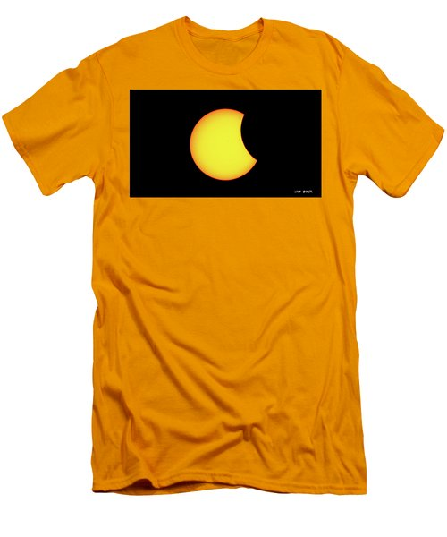 Partial Eclipse 1 Men's T-Shirt (Athletic Fit)