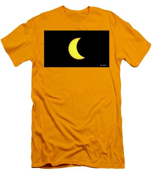 Partial Eclipse 3 Men's T-Shirt (Athletic Fit)