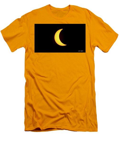 Partial Eclipse 4 Men's T-Shirt (Athletic Fit)