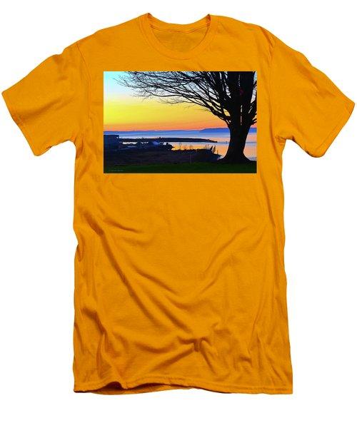 Possession Sound Men's T-Shirt (Slim Fit) by Tobeimean Peter