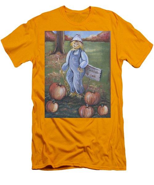 Punkins For Sale Men's T-Shirt (Athletic Fit)