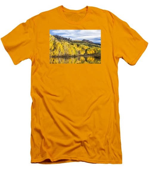 Reflection With Ophir Needles II Men's T-Shirt (Athletic Fit)