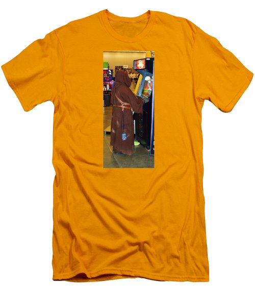 Replay Fx 2015 #4 Men's T-Shirt (Slim Fit) by William Bartholomew