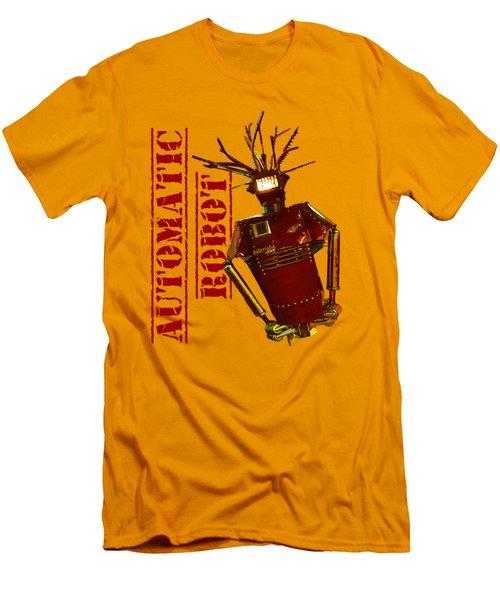 Reto Automatic Men's T-Shirt (Athletic Fit)