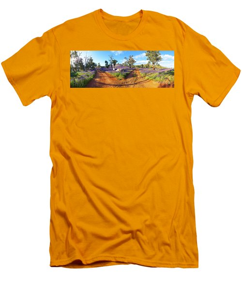 Roads To Salvation Jane Men's T-Shirt (Athletic Fit)