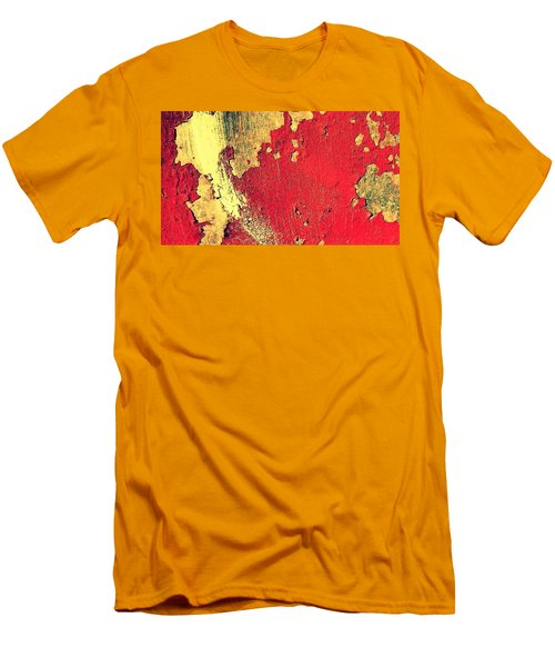 Rust Men's T-Shirt (Athletic Fit)