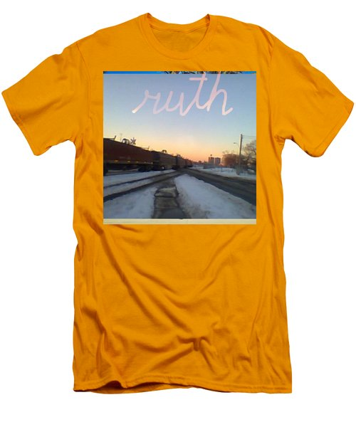 Ruth Men's T-Shirt (Athletic Fit)