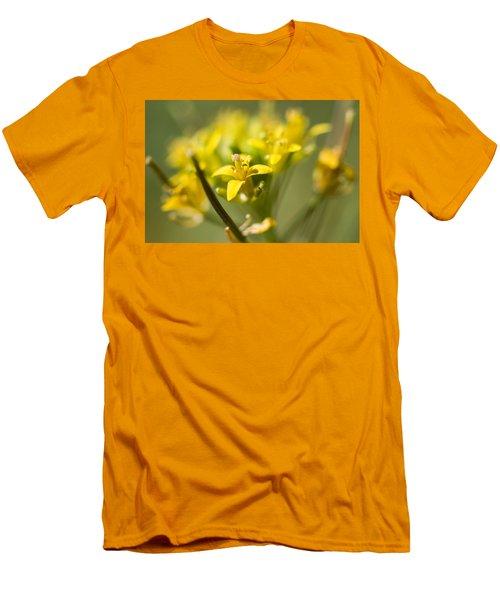 Sassy Men's T-Shirt (Slim Fit) by Hyuntae Kim