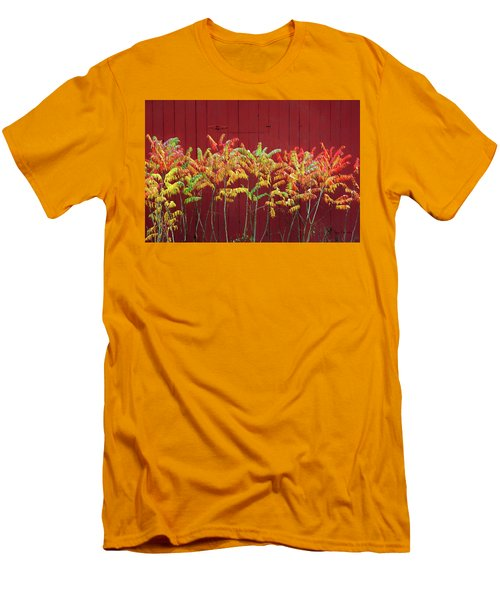 Scandinavia Sumac Men's T-Shirt (Athletic Fit)