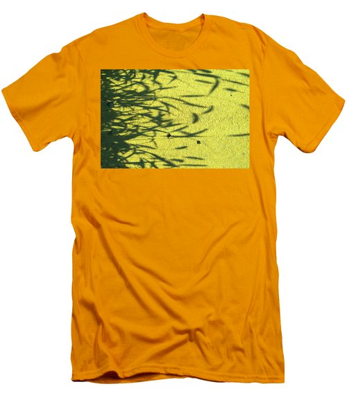 Shadows Men's T-Shirt (Slim Fit) by Lenore Senior