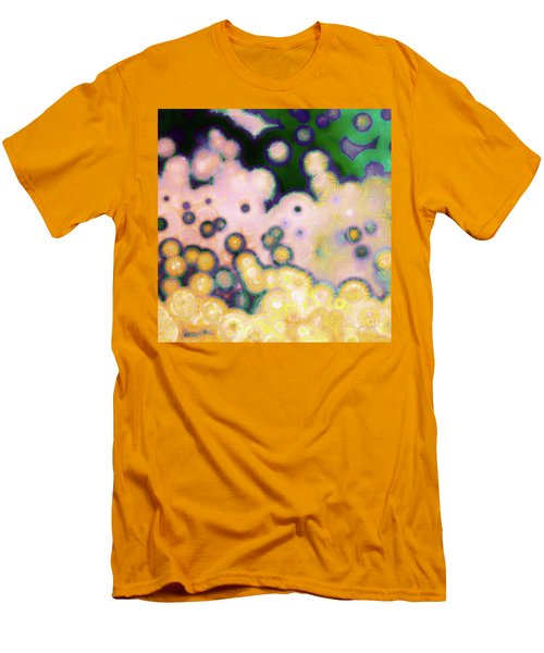 Shaped By The Creator. Romans 8 29 Men's T-Shirt (Slim Fit) by Mark Lawrence