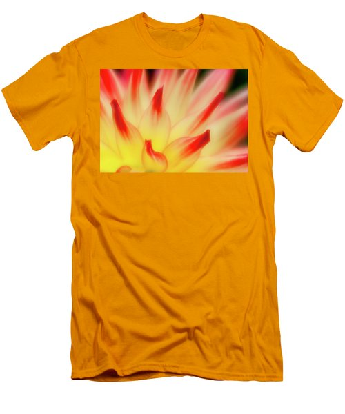 Side View Men's T-Shirt (Slim Fit) by Greg Nyquist