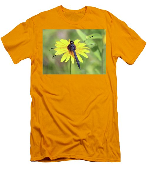 Slaty Skimmer  Men's T-Shirt (Athletic Fit)
