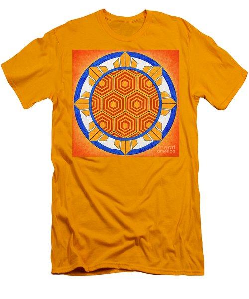 Spirit Of Kapwa/espiritu De La Solidaridad Men's T-Shirt (Slim Fit)