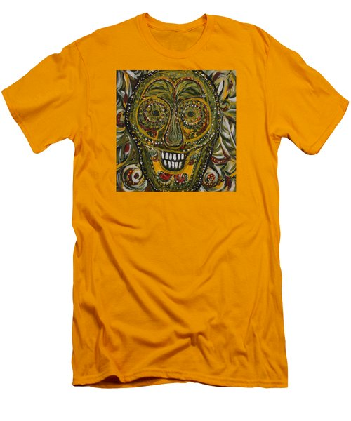 Spirit Of The Jungle Men's T-Shirt (Athletic Fit)