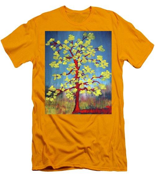 Spring Men's T-Shirt (Athletic Fit)