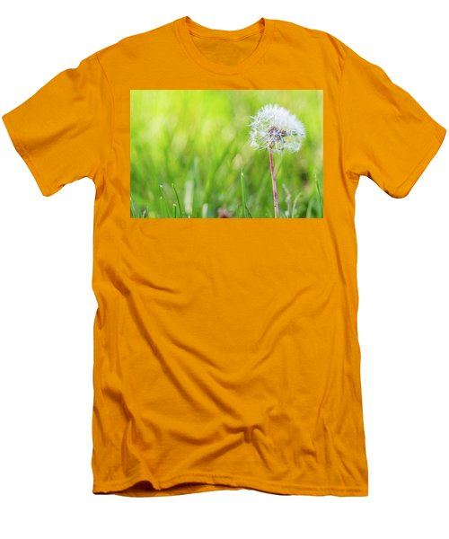 Spring Growth Men's T-Shirt (Athletic Fit)