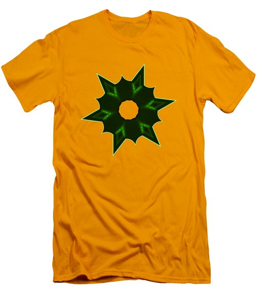 Star Record No. 4 Men's T-Shirt (Slim Fit) by Stephanie Brock