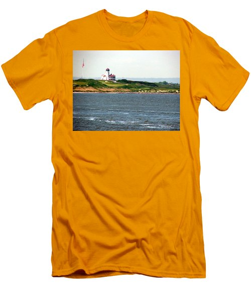 Staten Island Men's T-Shirt (Athletic Fit)
