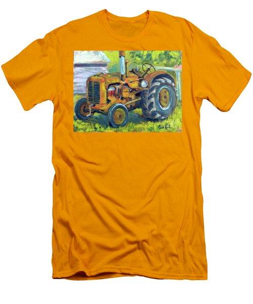 Still Workin' Men's T-Shirt (Athletic Fit)